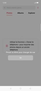 Oppo Find X2 Lite - Photos, vidéos, musique - Envoyer une photo via Bluetooth - Étape 6