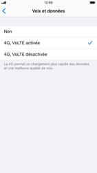 Apple iPhone 8 - iOS 13 - Réseau - Comment activer une connexion au réseau 4G - Étape 7
