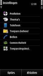 Nokia E7-00 - Voicemail - Handmatig instellen - Stap 4