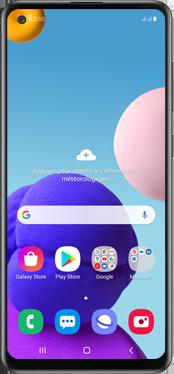 Samsung Galaxy A21s - Premiers pas - Configurer l