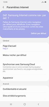 Samsung Galaxy A50 - Internet - configuration manuelle - Étape 28