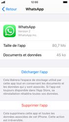 Apple iPhone SE - iOS 13 - Applications - Comment désinstaller une application - Étape 6
