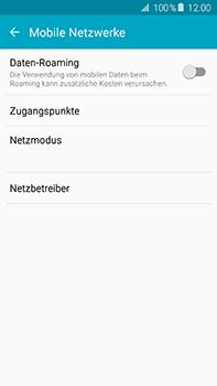 Samsung Galaxy A8 - Internet und Datenroaming - Deaktivieren von Datenroaming - Schritt 6