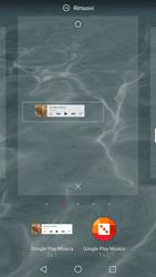 Huawei P10 - Operazioni iniziali - Installazione di widget e applicazioni nella schermata iniziale - Fase 7