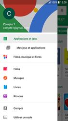 Samsung Galaxy S6 Edge - Android Nougat - Applications - Comment vérifier les mises à jour des applications - Étape 5