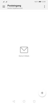 Huawei P30 Pro - E-Mail - 032b. Email wizard - Yahoo - Schritt 4