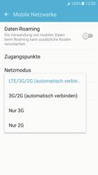 Samsung G930 Galaxy S7 - Netzwerk - Netzwerkeinstellungen ändern - Schritt 6