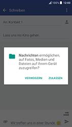 HTC U Play - MMS - Erstellen und senden - Schritt 16