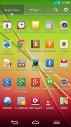 LG LG D802 G2 - Contactgegevens overzetten - delen via Bluetooth - Stap 3