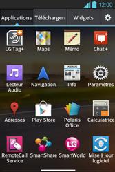 LG E610 Optimus L5 - Bluetooth - connexion Bluetooth - Étape 5
