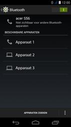 Acer Liquid Jade S - Bluetooth - Koppelen met ander apparaat - Stap 6