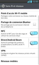 LG P710 Optimus L7 II - Internet - activer ou désactiver - Étape 5