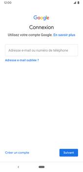 Google Pixel 3a - E-mails - Ajouter ou modifier votre compte Gmail - Étape 8