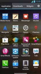 LG P880 Optimus 4X HD - Voicemail - Handmatig instellen - Stap 3