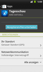 Samsung Galaxy S Plus - Apps - Herunterladen - 8 / 22