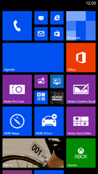 Nokia Lumia 1520 - Bellen - in het buitenland - Stap 1