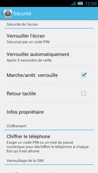Bouygues Telecom Bs 471 - Sécuriser votre mobile - Activer le code de verrouillage - Étape 11