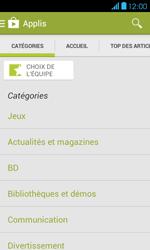 Bouygues Telecom Bs 401 - Applications - Télécharger une application - Étape 7