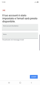Samsung Galaxy Note 10 - E-mail - 032b. Email wizard - Yahoo - Fase 11