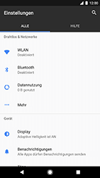 Google Pixel - WLAN - Manuelle Konfiguration - Schritt 4