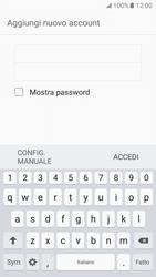 Samsung Galaxy S7 - E-mail - configurazione manuale - Fase 11