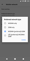 Sony Xperia XZ2 Compact - Network - Enable 4G/LTE - Step 7
