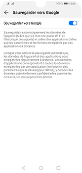 Huawei Y5 (2019) - Aller plus loin - Gérer vos données depuis le portable - Étape 10