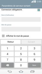 LG D855 G3 - E-mails - Ajouter ou modifier un compte e-mail - Étape 13