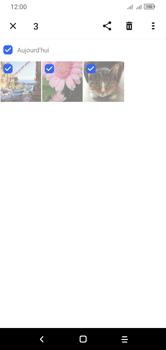 Alcatel 1S (2020) - Photos, vidéos, musique - Envoyer une photo via Bluetooth - Étape 9