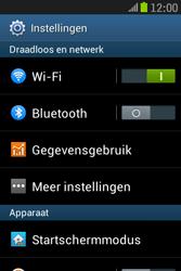Samsung S6310 Galaxy Young - wifi - handmatig instellen - stap 5