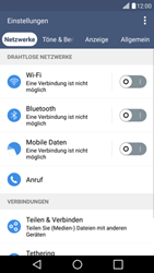 LG G4c - Fehlerbehebung - Handy zurücksetzen - 6 / 12