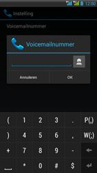 HTC Desire 516 - Voicemail - Handmatig instellen - Stap 9