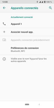 Crosscall Core X4 - Internet et connexion - Connexion avec un équipement multimédia via Bluetooth - Étape 9