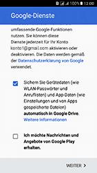 Samsung J510 Galaxy J5 (2016) DualSim - Apps - Konto anlegen und einrichten - Schritt 17