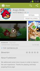 Samsung Galaxy S III LTE - Apps - Installieren von Apps - Schritt 18