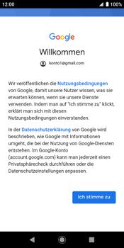 Sony Xperia XZ2 - Android Pie - E-Mail - Konto einrichten (gmail) - Schritt 12