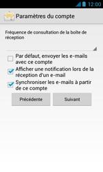 Bouygues Telecom Bs 402 - E-mails - Ajouter ou modifier un compte e-mail - Étape 17