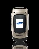 Samsung X500 - Internet - Overzicht mogelijkheden - Stap 6
