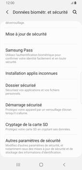 Samsung Galaxy S9 - Android Pie - Prise en main - Comment activer un code SIM - Étape 5