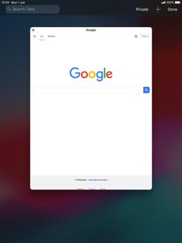 Apple iPad Mini 3 - iOS 12 - Internet - Internet browsing - Step 11