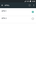HTC U Play - internet - handmatig instellen - stap 15