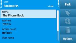 Nokia N97 - Internet - Internet browsing - Step 9