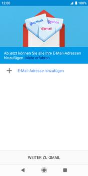 Sony Xperia XZ2 - Android Pie - E-Mail - Konto einrichten (gmail) - Schritt 6