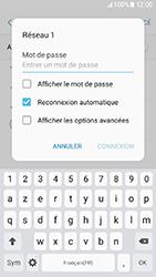 Samsung Galaxy A3 (2017) - Wifi - configuration manuelle - Étape 7