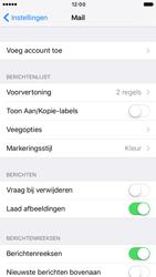 Apple iPhone 7 - E-mail - Handmatig instellen - Stap 31
