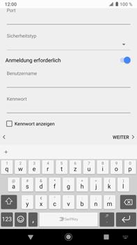 Sony Xperia XZ2 Premium - Android Pie - E-Mail - Konto einrichten - Schritt 16