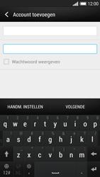 HTC Desire 610 - E-mail - handmatig instellen - Stap 7