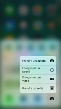 Apple Apple iPhone 7 Plus - iOS features - Centre de contrôle - Étape 8
