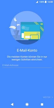 Sony Xperia XZ2 - E-Mail - Konto einrichten (outlook) - 6 / 19