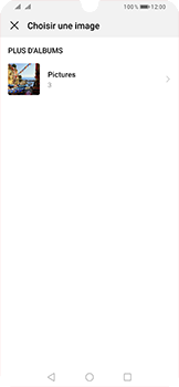 Huawei P Smart (2019) - E-mail - envoyer un e-mail - Étape 11